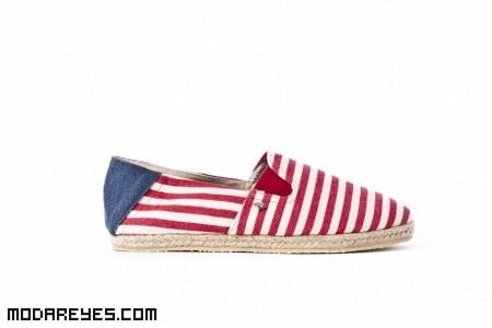 Zapatillas estilo navy