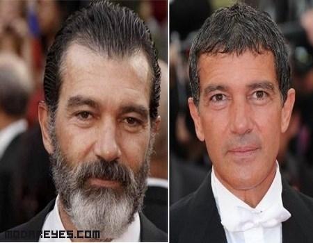 cambios de look en famosos