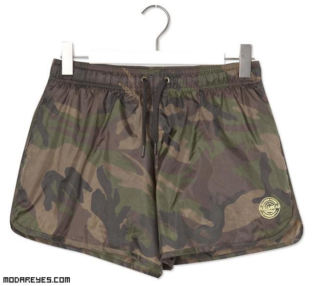 pantalones cortos low-cost