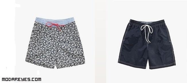 pantalones cortos de moda para hombre