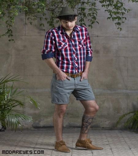 Camisas de moda para hombres