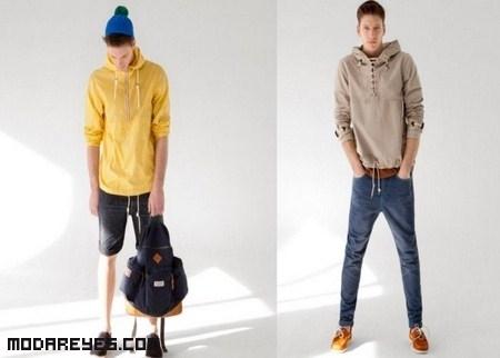 Moda masculina informal
