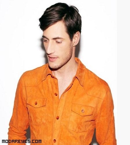 camisas moda masculina 2013