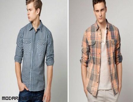 Camisas de moda