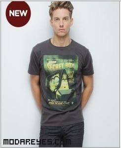 camisetas de algodón baratas