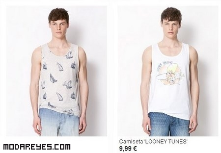 camisetas Looney Tunes