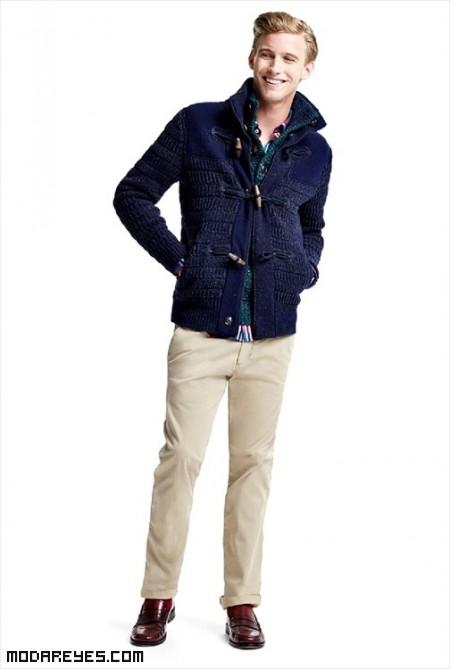 chaquetas de lana a la moda