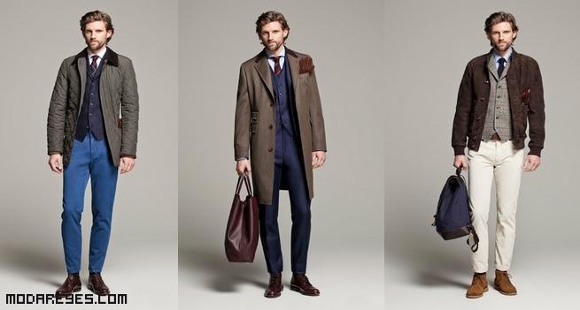 cazadoras de moda para invierno