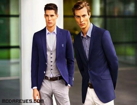 Chaquetas de moda para hombres