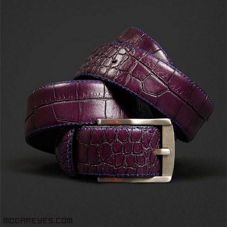 Cinturones para trajes formales