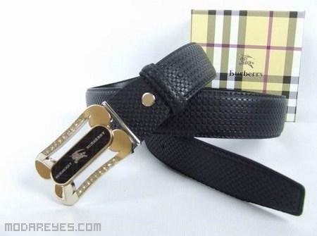 Cinturones para hombres elegantes