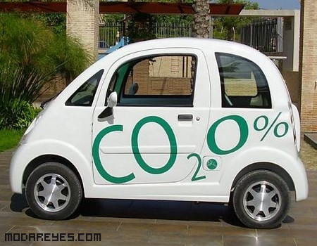 coches que no contaminan