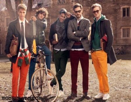 colecciones de moda juveniles