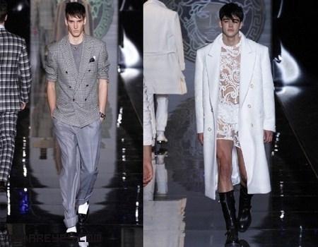 desfiles de moda masculina