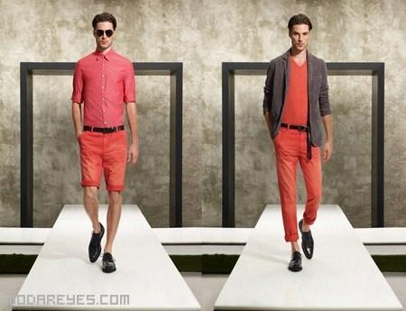 Tendencias en moda para hombres