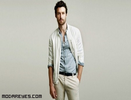 Moda masculina 2012