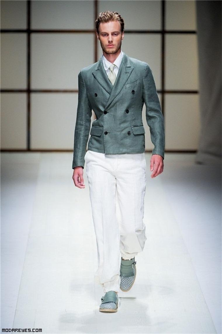chaquetas verdes de moda