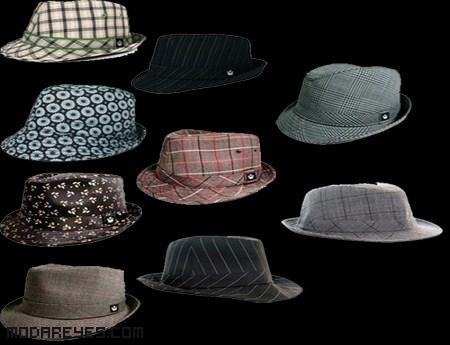 sombreros elegantes