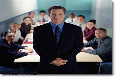 Colores para hombres de negocios