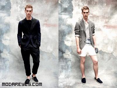colecciones de moda para hombres