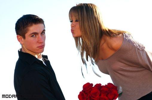parejas de enamorados