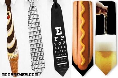corbatas de moda