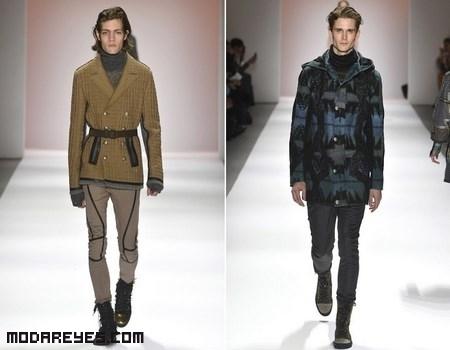 Chaquetas de moda 2013