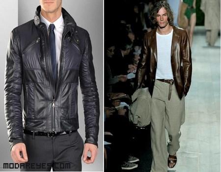 cazadoras de moda para hombre