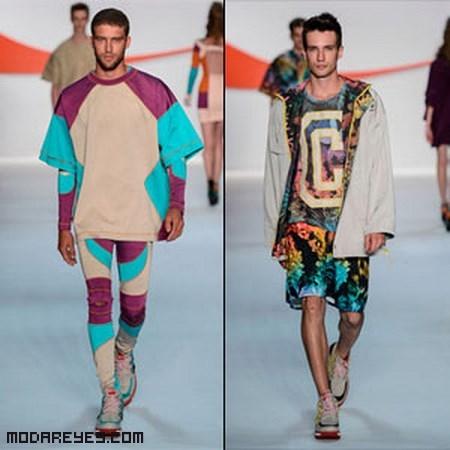 Desfiles moda juvenil