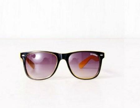 Gafas con efecto espejo
