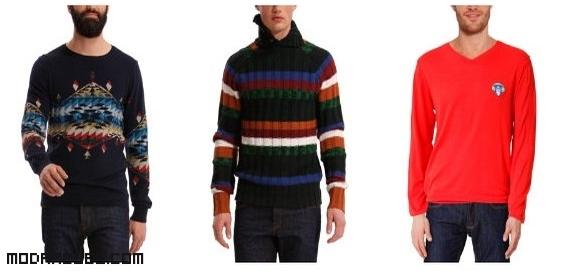 Jersey con estampados de colores