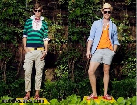 Moda masculina juvenil