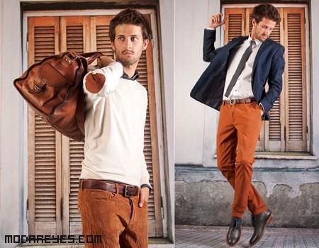 moda elegante para hombre