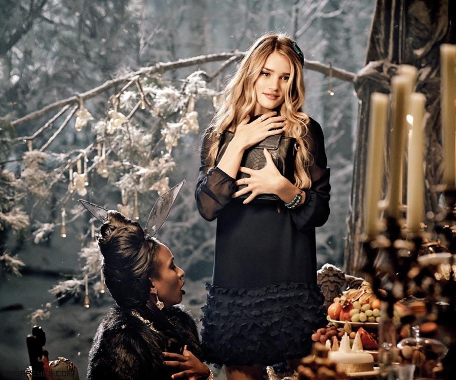 campañas navideñas de grandes almacenes