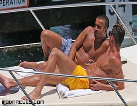 vacaciones de Cristiano Ronaldo