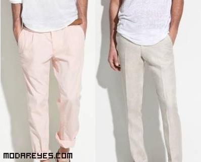 pantalones de moda para hombres