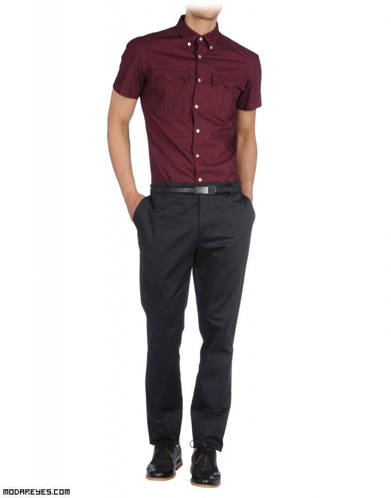 pantalones de hombre a la moda