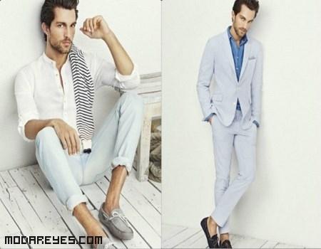 pantalones elegantes tobilleros