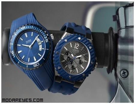 Relojes de pulsera modernos