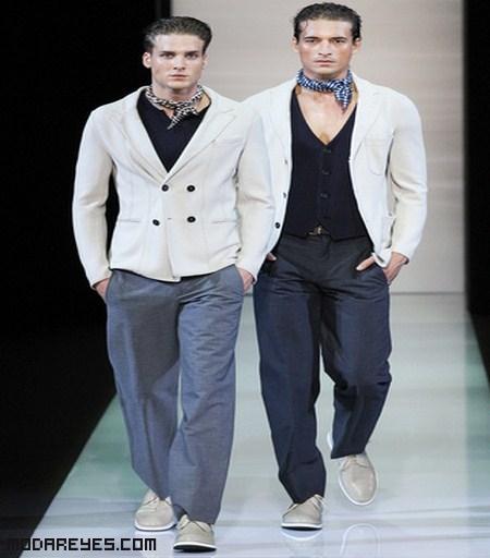 Trajes de moda