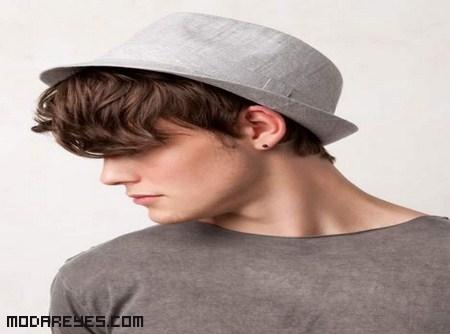 sombreros para hombres elegantes