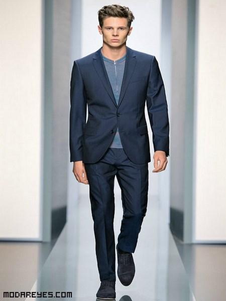 trajes elegantes para hombre