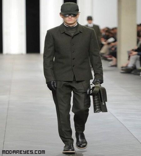 Moda alta costura para hombre