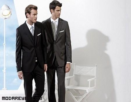 trajes elegantes
