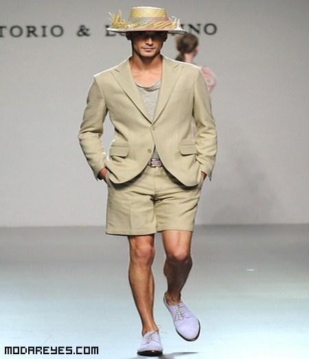 Bermudas de moda