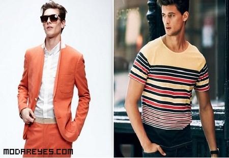 estampados H&M en moda masculina