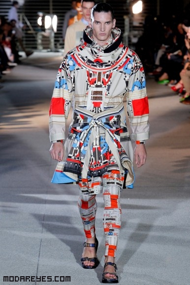 cazadoras de moda con estampados