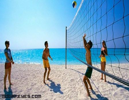 beneficios de la playa en la salud