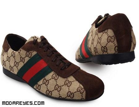 Zapatos de colores para hombres