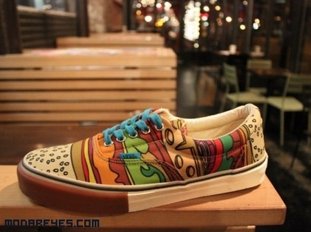 Hamburguesa Zapatillas La Vans Moda Honor Reyes A En rHwXaq8H